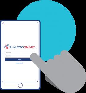 הורדת יישומון והפעלה - Calprosmart