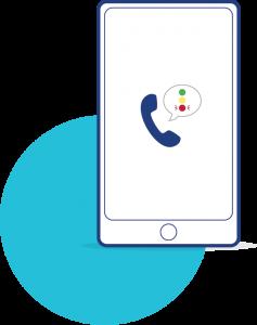 התוצאות נשלחות אוטומטית מהטלפון החכם למעבדה - Calprosmart