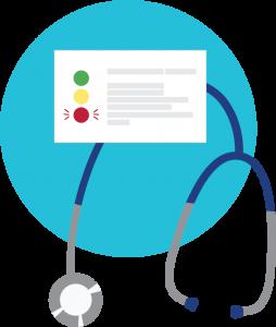 פענוח התוצאות ויצירת קשר עם המטופל- Calprosmart